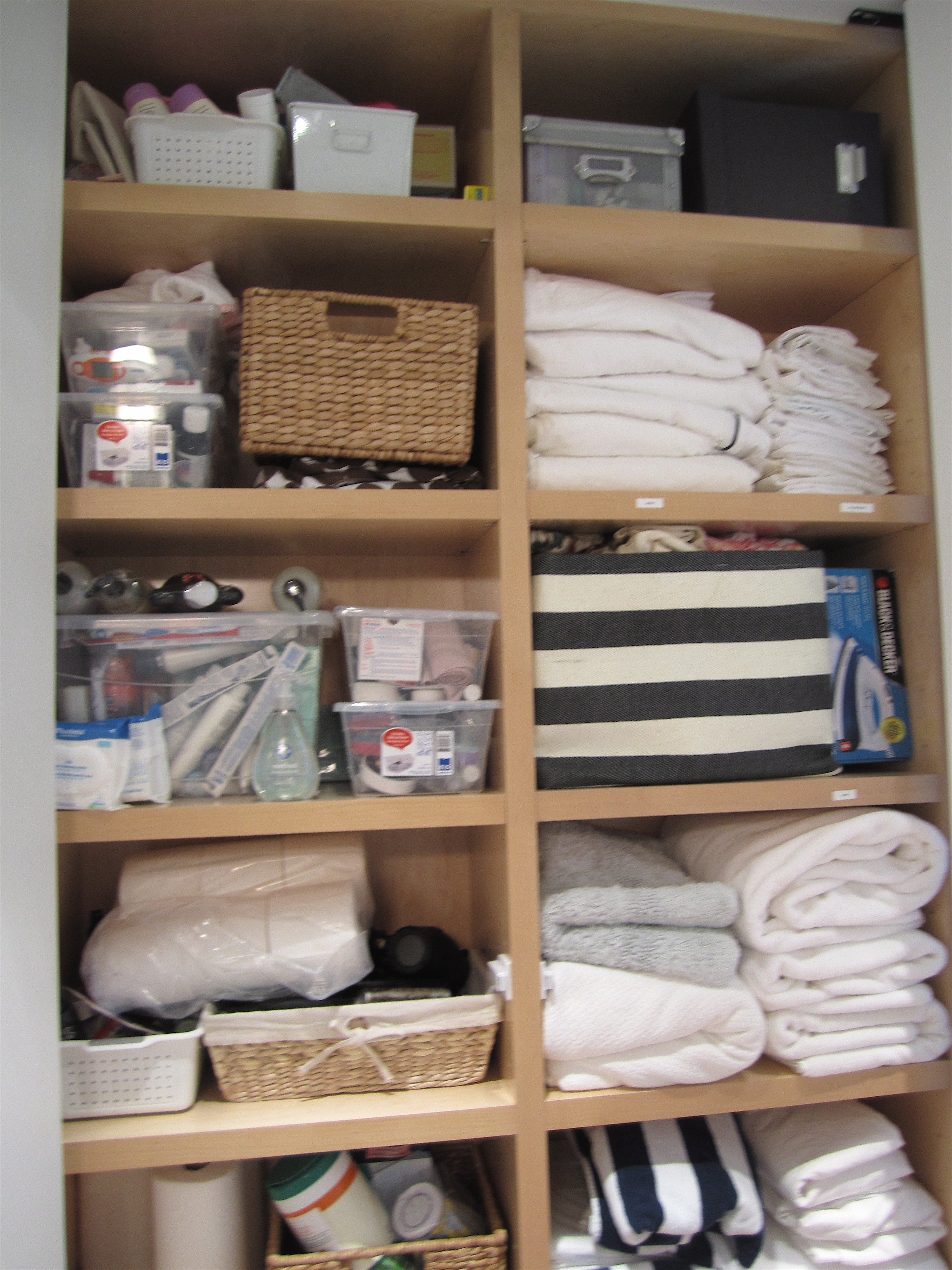 organization makeover blesserhouse organizing tips house com linen closet bless closets for perfect er