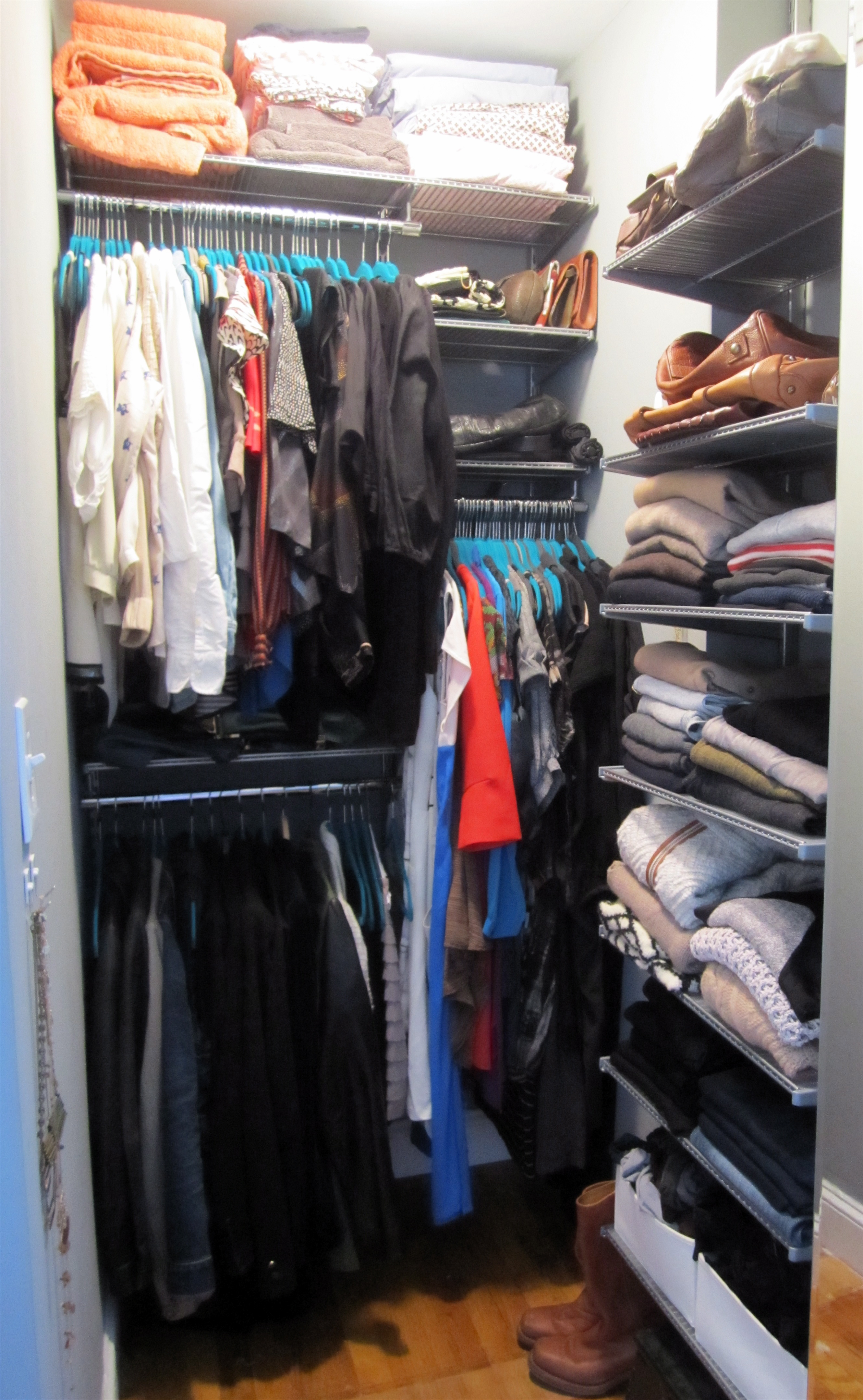 Elfa Closet I With Elfa Closet Gallery Of Timelapse My