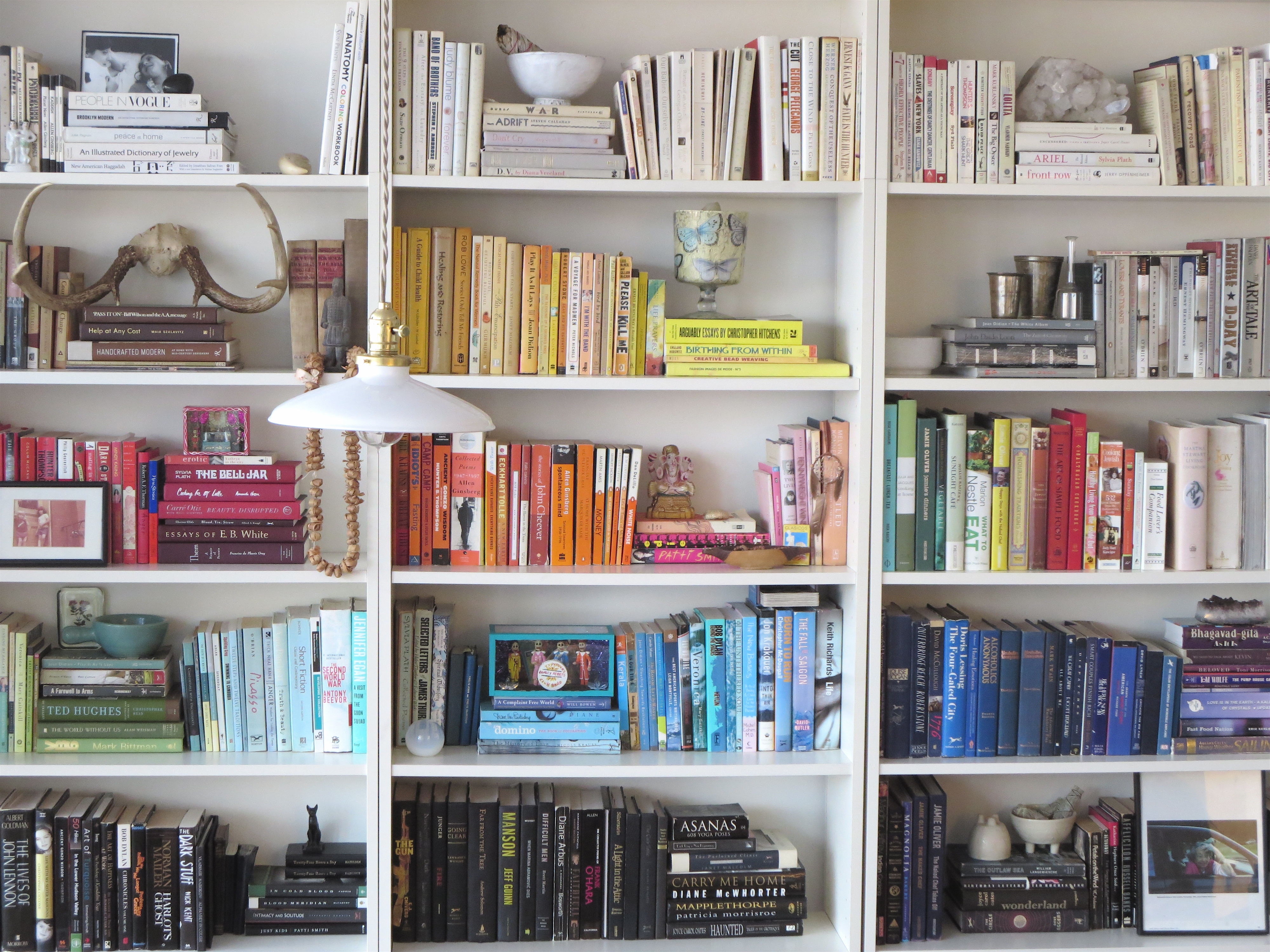 bookshelves : img2542 from theorderobsessed.com size 4000 x 3000 jpeg 3819kB