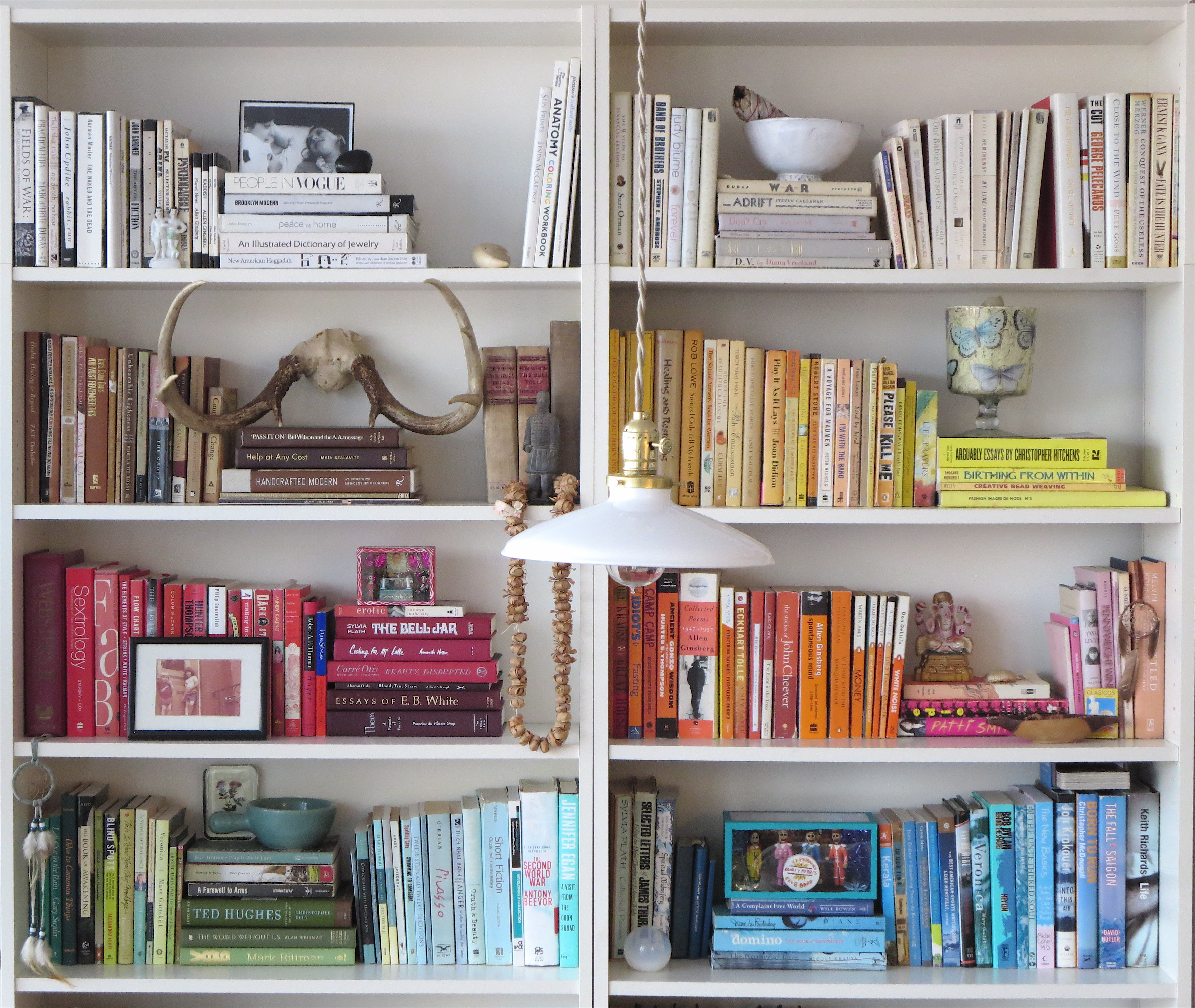 color coded books «